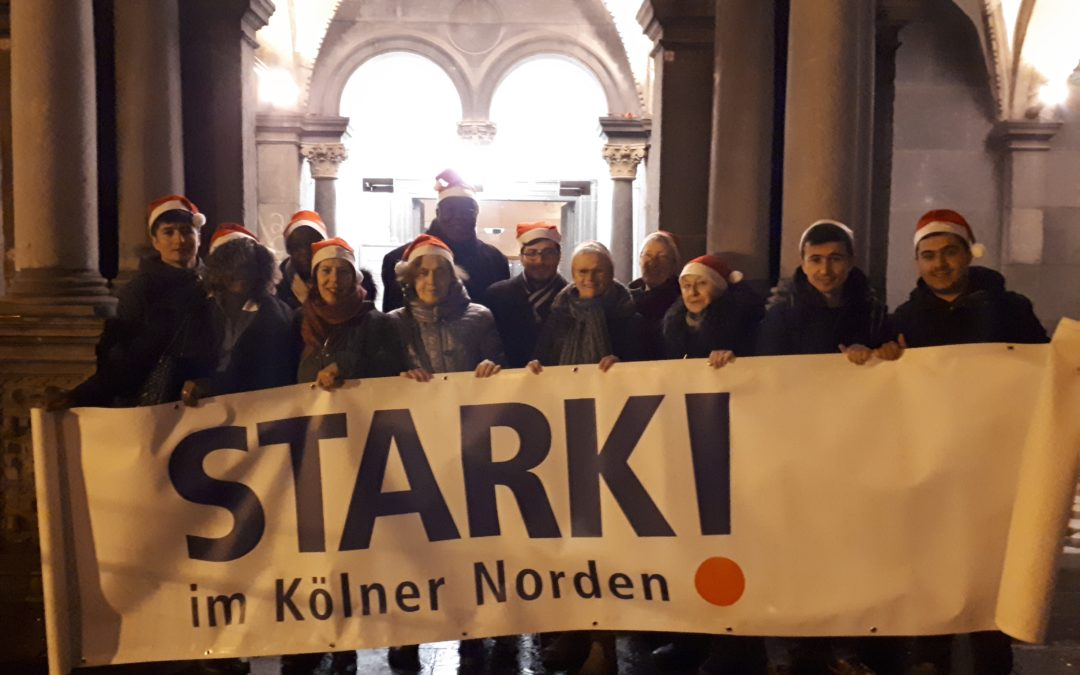 Aktion im Rathaus: #30minReker