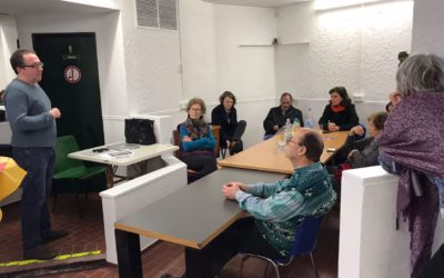 6. Demokratiecafé: Wahl in Russland
