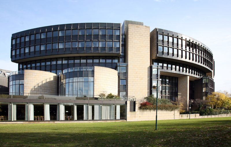 Empfang des Landtagspräsidenten für Demokratiewerkstätten