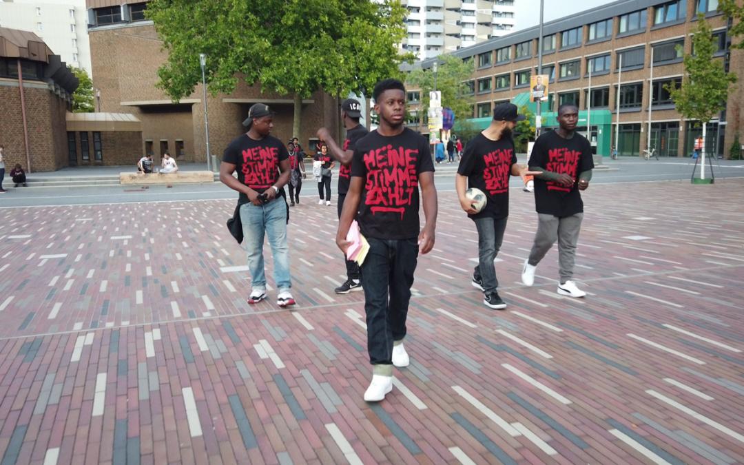 Wenn politische Bildung auf Hip-Hop trifft…