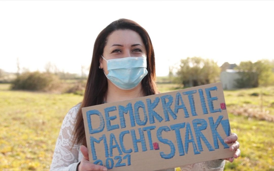 Zur Bundestagswahl heißt es wieder #MeineStimmeZählt