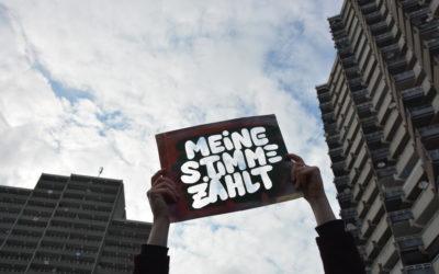 Termine, Termine, Termine – unser Programm zur Bundestagswahl 2021